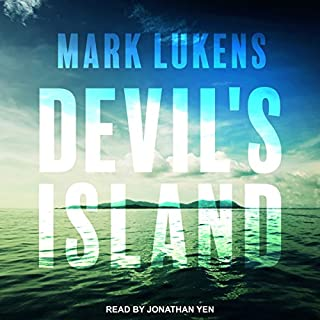Devil's Island audiobook cover art