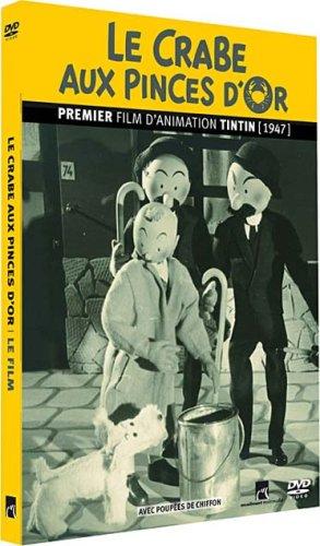 Tintin : le crabe aux pinces d'or [FR IMPORT]
