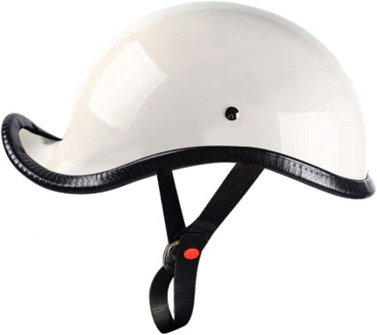WANGFENG Retro Half Helmet DOT Certified Face Hel Motorbike gift Open low-pricing