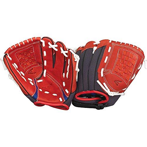 Easton Youth Z-Flex ZFX 901 Ball Glove (9-Inch), Blue/Green, Right Hand Throw