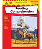 Carson Dellosa The 100+ Series: Reading Comprehension Workbook―Grades 7-8 Language Arts Learning, Fiction, Nonfiction, Poetry Passages With Closed- and Open-Ended Questions (128 pgs)