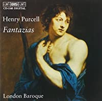 Purcell: Fantazias; Pavan; Cha by HENRY PURCELL (2001-11-27)