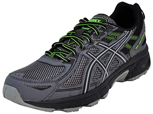 ASICS Men's Gel-Venture 6 Running Shoes, 11M, Metropolis/Black