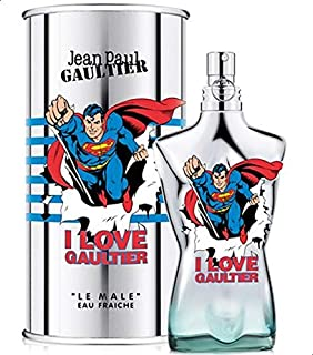 Le Male Superman by Jean Paul Gaultier Eau de Toilette 125ml