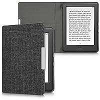 kwmobile 対応: Kobo Glo HD/Touch 2.0 用 ケース - 布 電子書籍カバー - オートスリープ reader 保護ケース
