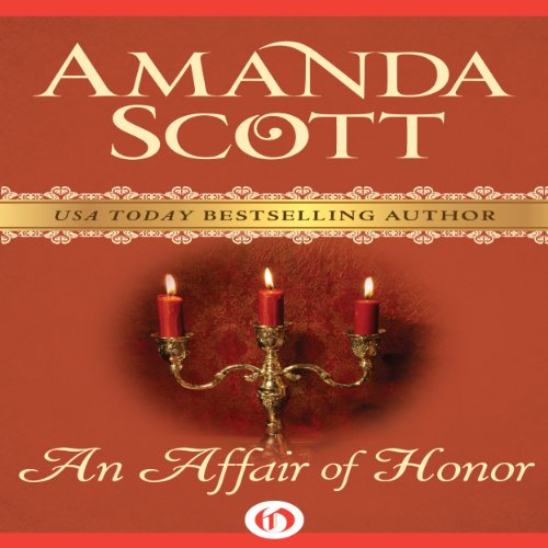 An Affair of Honor cover art