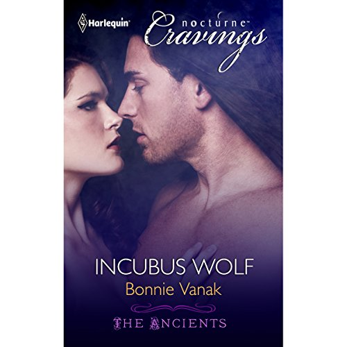 Incubus Wolf audiobook cover art
