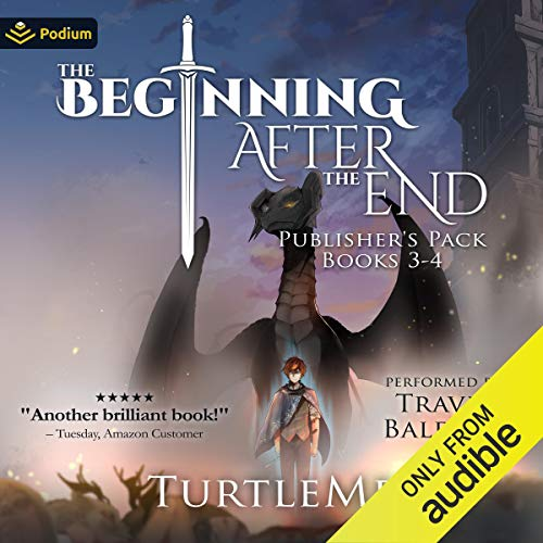 The Beginning After the End: Publisher's Pack 2 Titelbild