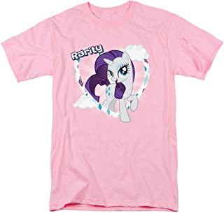 My Little Pony Rarity Unisex Adult T Shirt for Men and Women