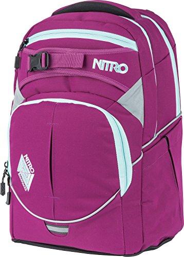 Nitro Snowboards 2018 Rucksack, 44 cm, 30 liters, Pink (Grateful Rosa)