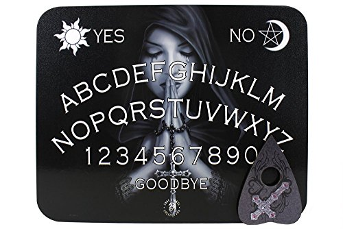 Anne Stokes Gothic Prayer Ouija-Brett, Mehrfarbig