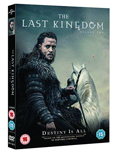 The Last Kingdom: Season 2 [DVD] [2017]