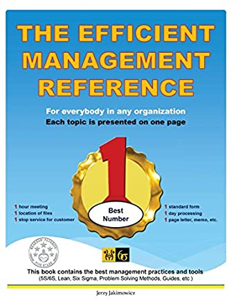 The Efficient Management Reference
