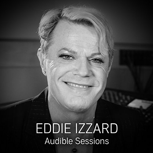 Eddie Izzard cover art
