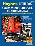 CUMMINS DIESEL ENGINE REPAIR SHOP, OVERHAUL, PERFORMANCE MODIFICATIONS MANUAL