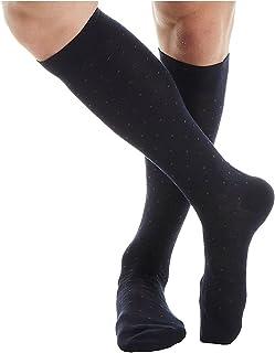 Pantherella Mens 1 Pair Merino Wool Rib Knee High Socks