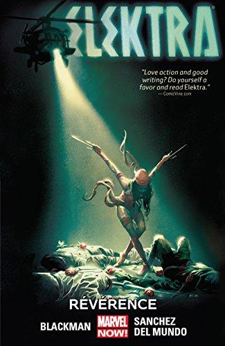 Elektra Vol. 2: Reverence (Elektra (2014-2015)) (English Edition)