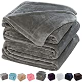 SONORO KATE Fleece Blankets All Season 350GSM - Premium Lightweight Anti-Static Throw for ...