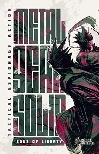 Metal Gear Solid: Sons of Liberty: 3 (Cómics)