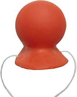 Upgrade Honking Squeaking Clown Nose with Elastic