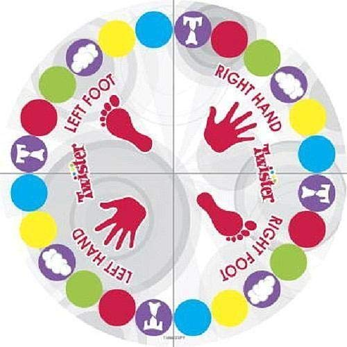 Twister Kids Game Ages 8 and Up