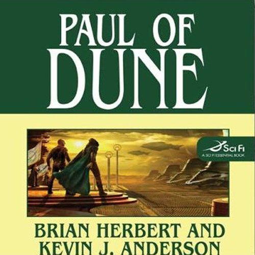 Paul of Dune: Book One of the Heroes of Dune