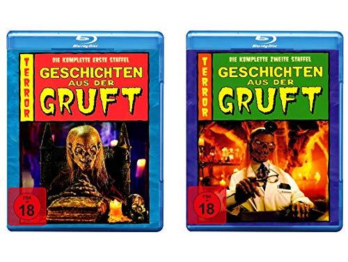 Geschichten aus der Gruft - Staffel 1+2 [Blu-ray]