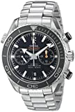 Omega Men's 232.30.46.51.01.001 Seamaster Plant Ocean Black Dial Watch
