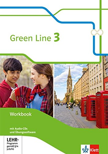 Green Line 3. Workbook mit Audio-CDs und bungssoftware
