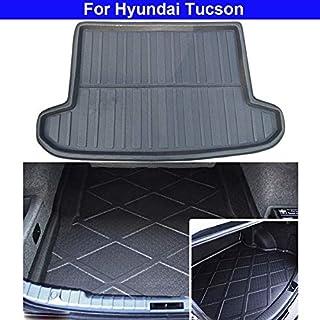 prot/ège-ceinture Tapis en caoutchouc et bac de coffre assortis pour Hyundai Tucson /à partir de 2015