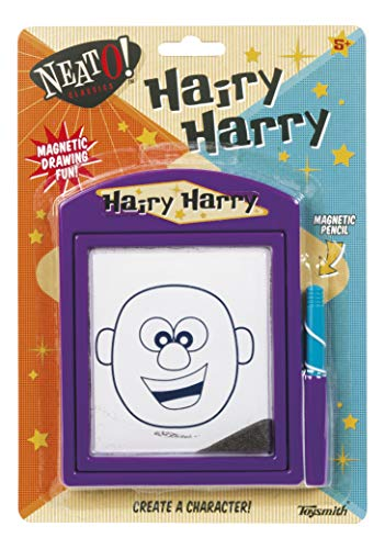 Neato! Classic Toy Hairy Harry Magnetic Drawing Board