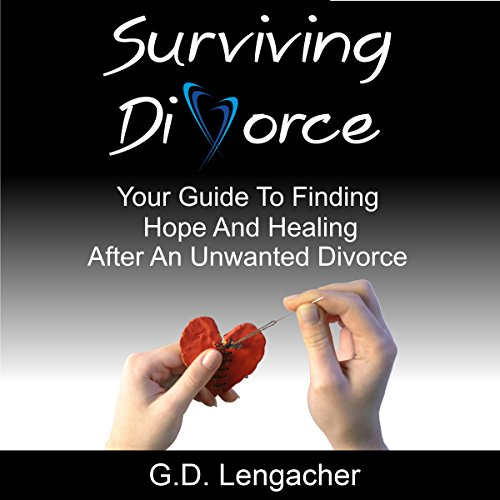 Surviving Divorce audiobook cover art