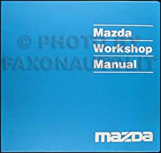 Amazon Com Mazda Protege Repair Manual Owner S Manuals Maintenance Guides Transportat Books