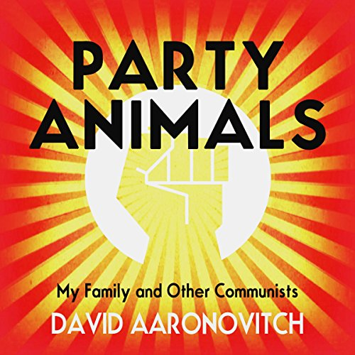 Party Animals audiobook cover art