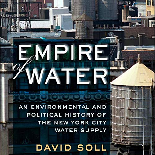 Empire of Water audiobook cover art