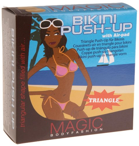 Magic Bodyfashion BH-inleg voor dames, bikini push up