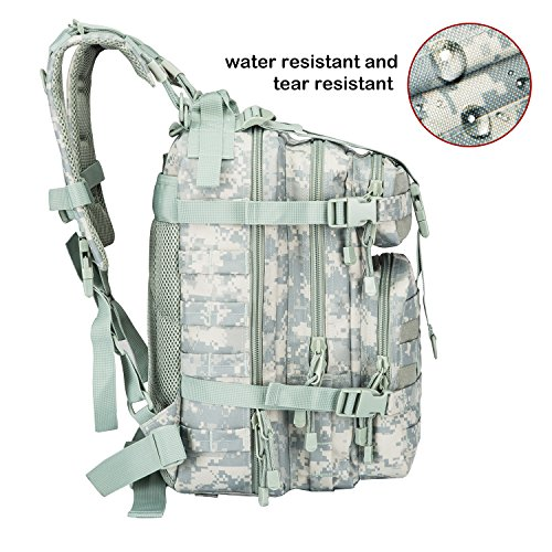 ARMY CAMO Rucksack Military Tactical Backpack