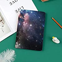 Ipad Pro 11 ケース(2018モデル) 軽量 薄型2つ折スタンド オートスリープ機能付き 全面保護 2018秋発売のiPad Pro 11に対応 スマートカバー鮮やかな色の巨大星雲宇宙運動超新星未来