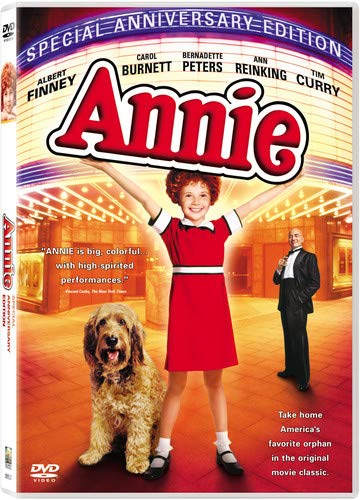 10 best annie movie 1982 cast for 2020
