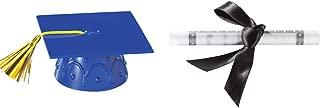 Best blue graduation cap cake topper Reviews
