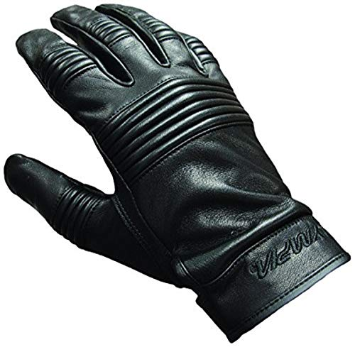 Olympia Sports Men's Easy Rider Gloves (Black, X-Large) - 10316
