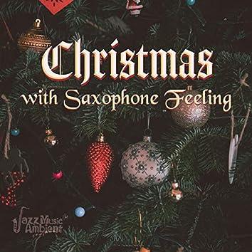 Christmas With Saxophone Feeling