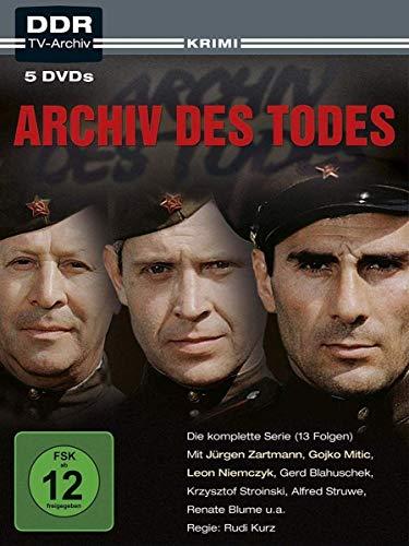 Archiv des Todes [5 DVDs]