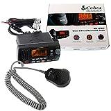 Radio vhf/dsc fisso cobra marine mr f57be cps ready nero (1000021692)