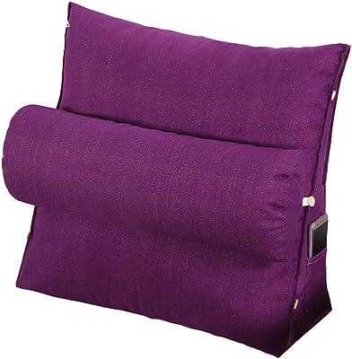 Amazon.com: Almohadas de lectura con tela, soporte de ...