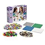 Plus-Plus 9603812 - Set di 1200 mattoncini da Costruzione, Motivo: Learn to Build, Colore: Multicolore