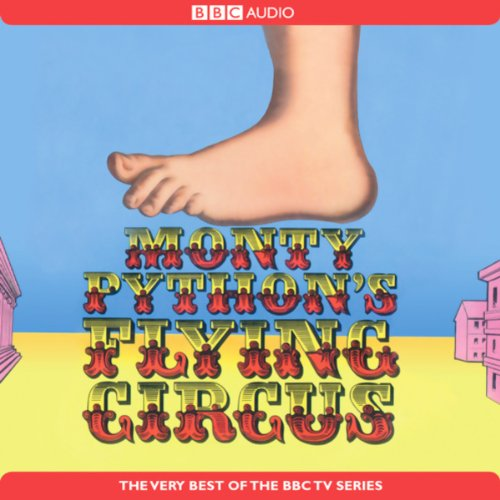Monty Python's Flying Circus audiobook cover art