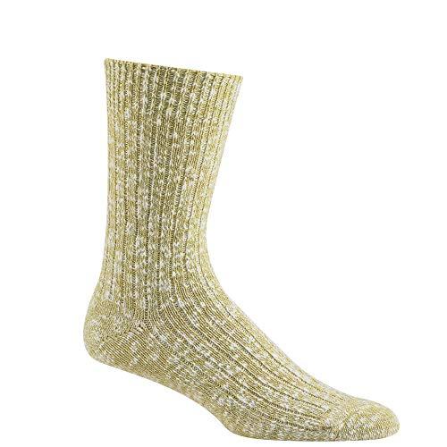 Wigwam Socks - Wigwam Cypress Socks - White/Yellow