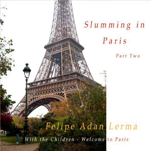 Welcome to Paris audiobook cover art