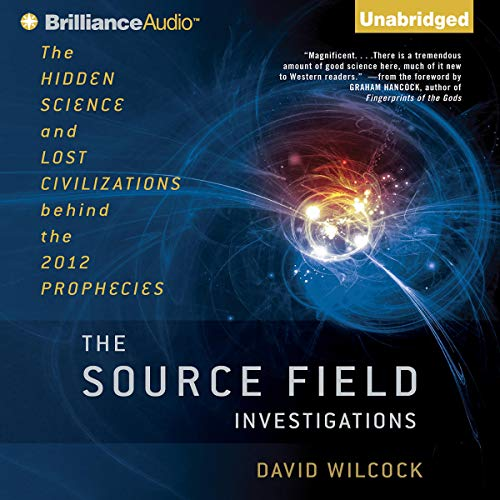 The Source Field Investigations audiobook cover art